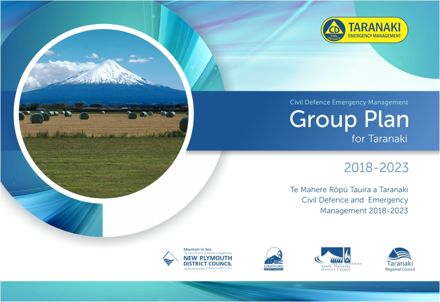 Taranaki CDEM Group Plan 2018-2023